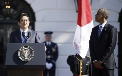 Bước chuyển lịch sử trong liên minh Mỹ-Nhật Bản.