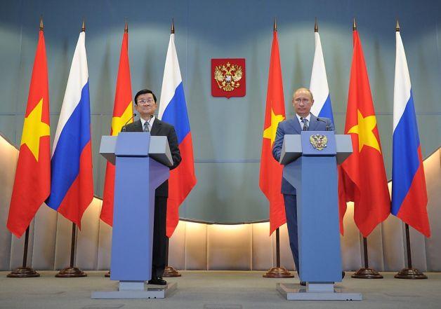 Dấu mốc mới trong quan hệ Việt Nam - Liên bang Nga