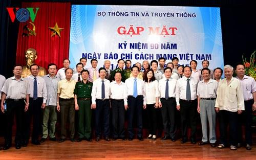 Thời sự đêm ngày 19/6/2915: Thủ tướng Nguyễn Tấn Dũng mong muốn những người làm báo nêu cao trách nhiệm của mình với xã hội, đề cao nghĩa vụ của mình với đất nước.
