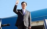 Thủ tướng Nguyễn Tấn Dũng dự các hội nghị cấp cao tại Myanmar