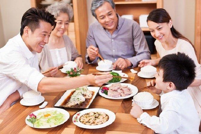 Chủ đề ngày gia đình Việt Nam năm 2016: Bữa cơm ấm áp yêu thương