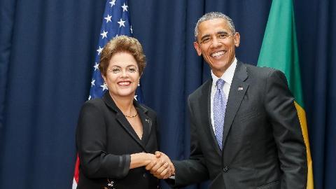 Cơ hội hâm nóng quan hệ Mỹ - Brazil.