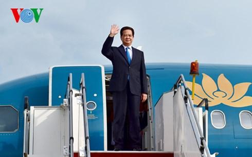 Thủ tướng Nguyễn Tấn Dũng dự Hội nghị cấp cao Mekong-Nhật Bản lần thứ 7