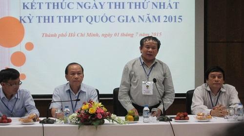 Ngày đầu tiên của kỳ thi THPT quốc gia 2015. (Điểm hẹn 17h ngày 01/7/2015)