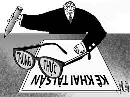 Vì sao vẫn còn trường hợp kê khai tài sản không chính xác? (Thức cùng sự kiện ngày 2/7/2015)