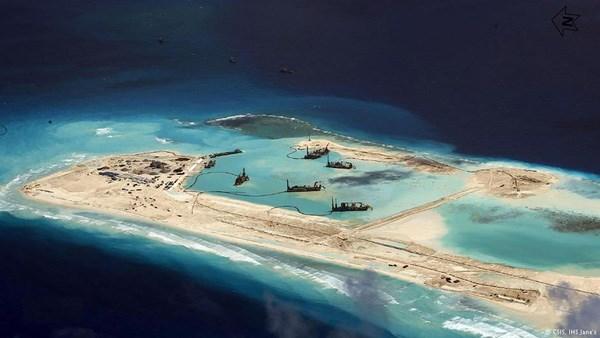 Phải hành động mạnh mẽ để luật pháp quốc tế được tôn trọng tại biển Đông