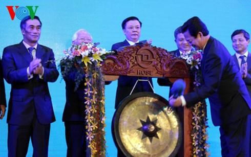 Thời sự đêm ngày 25/7/2015: Thủ tướng Nguyễn Tấn Dũng dự Lễ kỷ niệm 15 năm ngày thành lập Sở Giao dịch chứng khoán Thành phố Hồ Chí Minh.