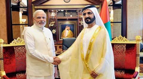 Lợi ích nào khi Ấn Độ bắt tay hợp tác với các Tiểu vương quốc Ả-rập thống nhất?