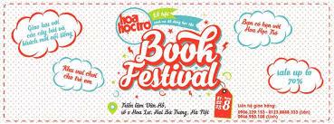 Đến với Lễ hội sách Hoa học trò để cùng hòa vào không khí sôi động của giới trẻ yêu sách