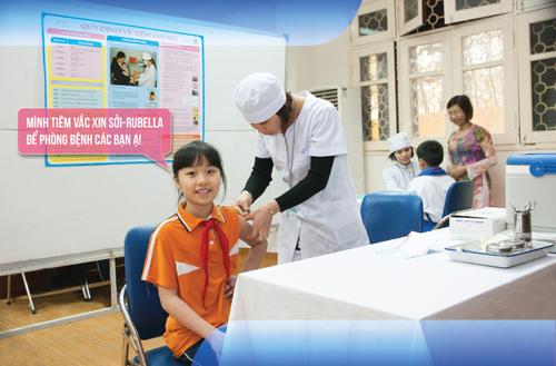 Chiến dịch tiêm vắc xin Sởi – Rubella và những bài học cần rút ra (Theo dòng thời sự ngày 5/8/2015)