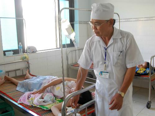 Người bác sỹ của nhân dân