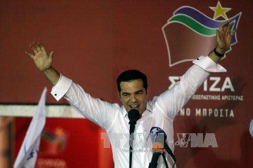 Đảng cánh tả Hy Lạp và những thách thức sau chiến thắng tại Quốc hội.