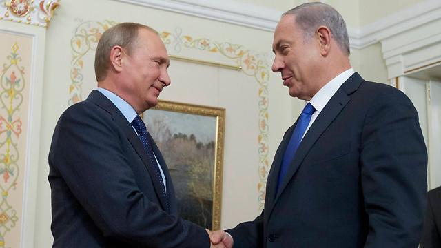 Vì sao Nga và Israel tìm đến nhau?