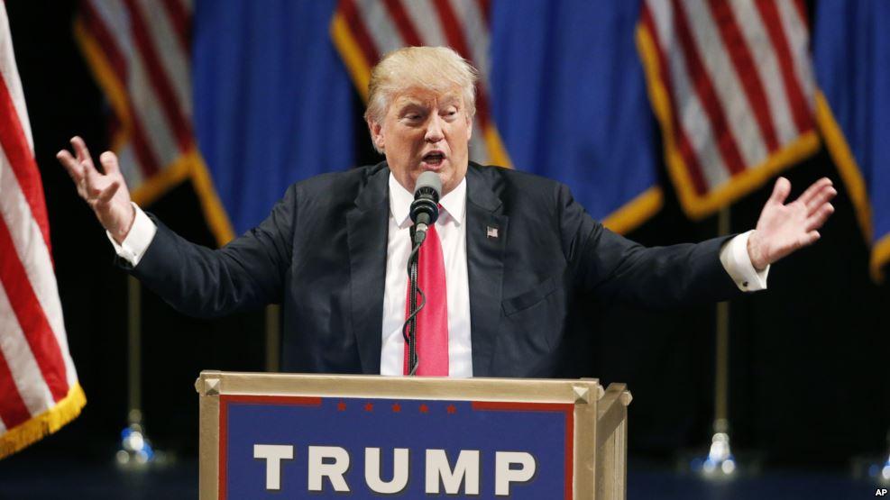 """Đảng Cộng hòa """"quay lưng"""" với Donald Trump và những tác động đến bầu cử Mỹ (13/10/2016)"""