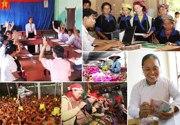 Thực hiện các chính sách giảm nghèo tại khu vực Tây Bắc (23/11/2016)