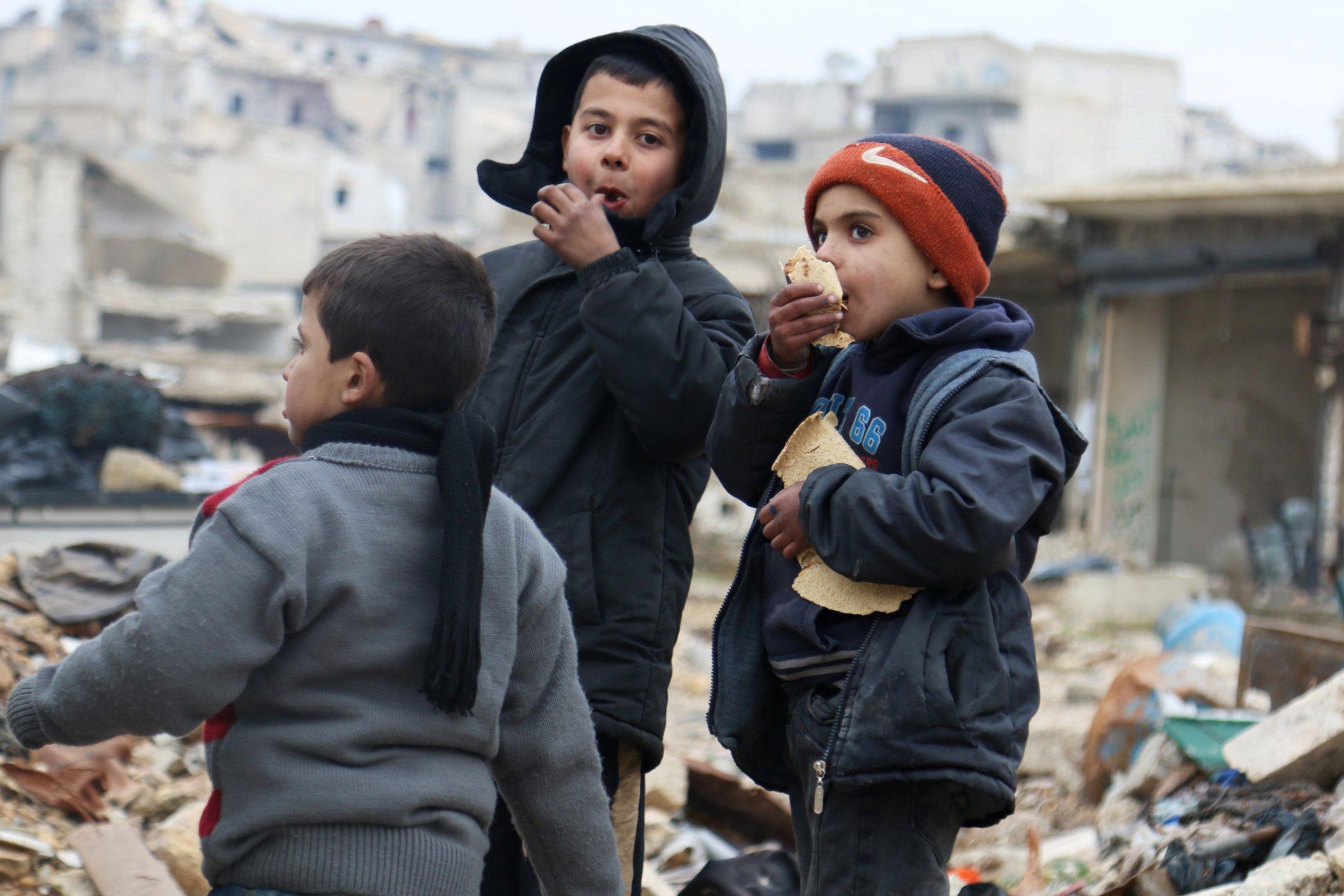 Aleppo được giải phóng: Hòa bình vẫn mong manh (18/12/2016)