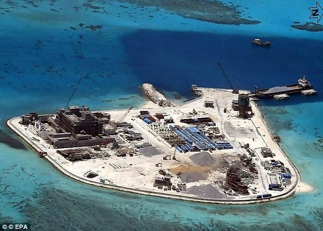 Vấn đề biển Đông làm