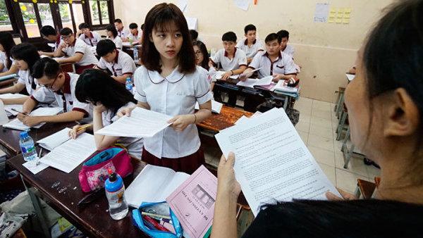 Thỉnh cầu của một giáo viên gửi Bộ trưởng Bộ Giáo dục và đào tạo