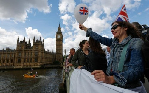 Nước Anh và cuộc trưng cầu ý dân lịch sử. (21/6/2016)