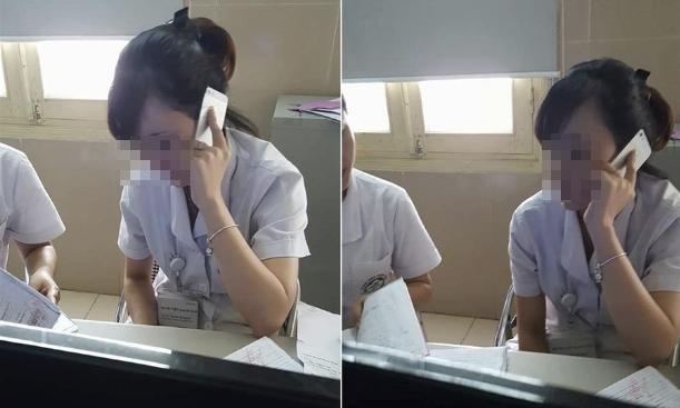 """Bộ Y tế yêu cầu xác minh thông tin """"Dân xếp hàng chờ nhân viên Bệnh viện Bạch Mai buôn điện thoại"""" (Thời sự đêm 13/6/2016)"""