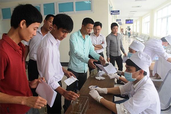 Hải Dương kiên quyết loại bỏ lái xe sử dụng chất ma túy (22/8/2016)
