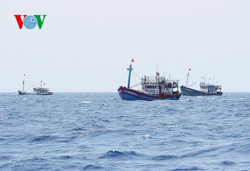 Chủ quan và tai nạn tàu cá trên biển (26/9/2016)