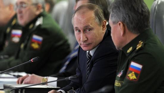 """Nga đang trở thành một """"người giám sát"""" chứng tỏ có đầy quyền năng trên """"bàn cờ"""" chính trị Syria. (22/3/2016)"""