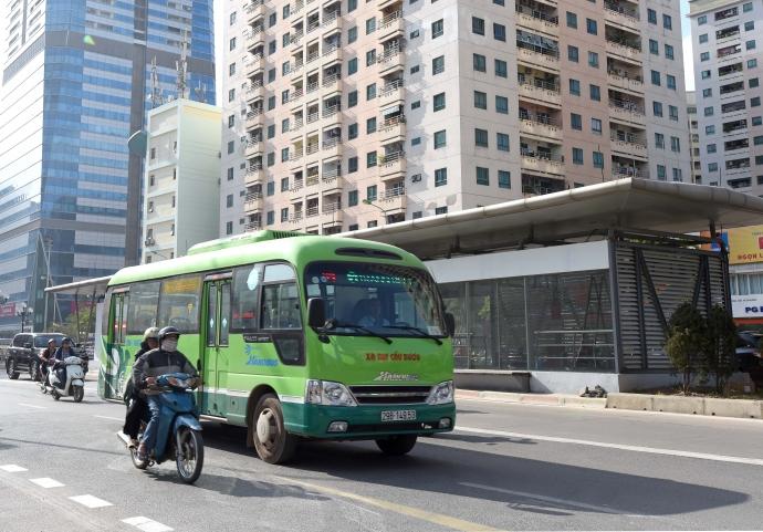 Giải pháp nào để xe buýt nhanh BRT hoạt động hiệu quả? (04/01/2017)