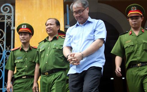 Tòa án nhân dân cấp cao tại thành phố Hồ Chí Minh tuyên án phúc thẩm đối với các bị cáo trong vụ án thất thoát hơn 9.000 tỷ tại Ngân hàng Xây dựng Việt Nam, đồng thời quyết định khởi tố thêm 3 vụ án khác (Thời sự chiều 24/1/2017)