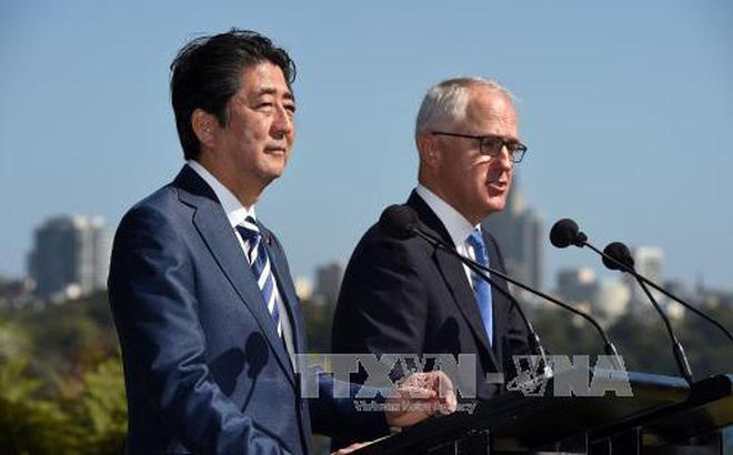 Australia – Nhật Bản gây sức ép với Mỹ về TPP (16/1/2017)