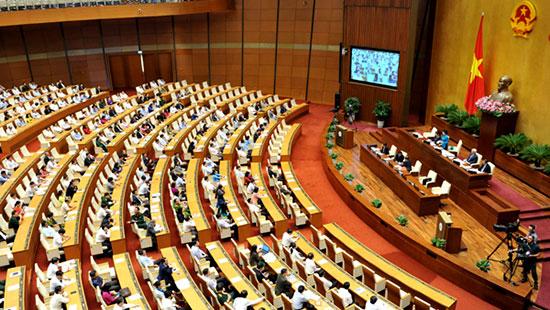 Công tác chuẩn bị kỳ họp thứ 4, Quốc hội khóa 14 (17/10/2017)