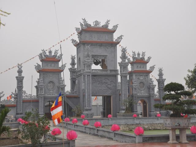Chùa Báo Ân, Hưng Yên: Ngôi chùa của sự báo đáp (17/10/2017)