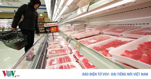 Cần giải pháp thị trường để xuất khẩu thịt lợn (24/10/2017)
