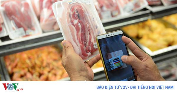 Biện pháp mạnh với thịt lợn không truy xuất nguồn gốc (21/10/2017)