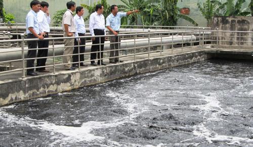 Năm 2018: Bộ Tài nguyên và Môi trường kiên quyết xử lý các cơ sở gây ô nhiễm môi trường (28/12/2017)