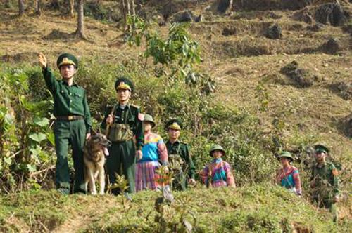 Phát huy truyền thống Bộ đội Cụ Hồ: Đoàn kết bảo vệ biên giới (21/12/2017)