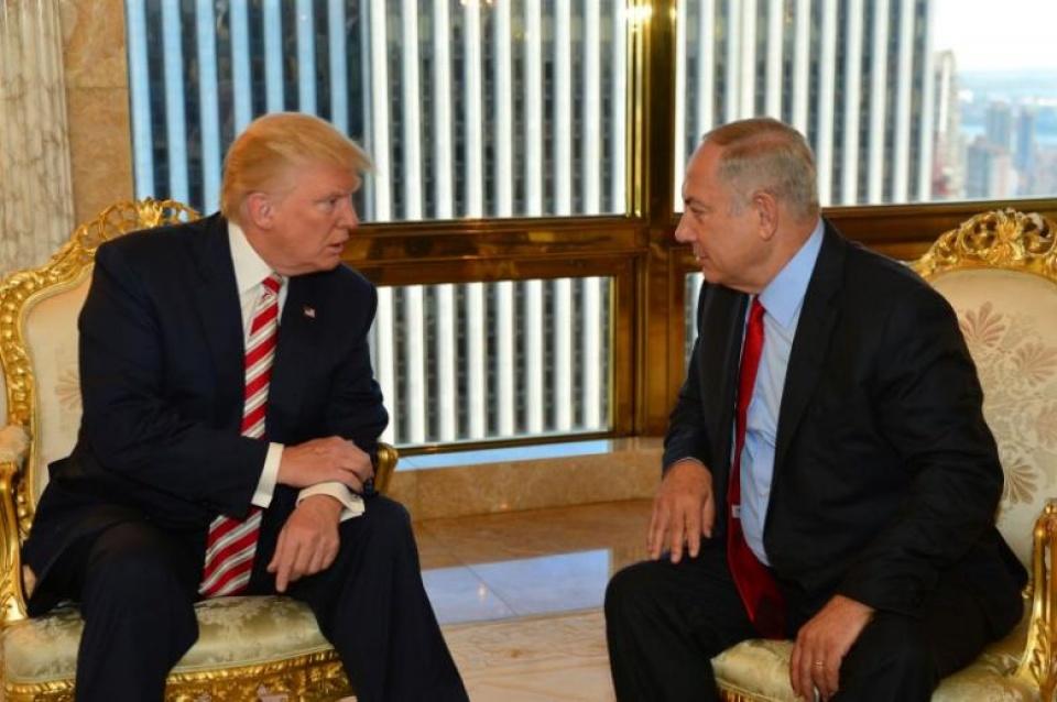 Thủ tướng Israel thăm Mỹ củng cố quan hệ đồng minh (16/02/2017)