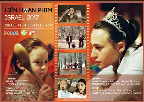 Liên hoan phim Israel 2017: Cần nối văn hóa Việt Nam – Israel (27/02/2017)