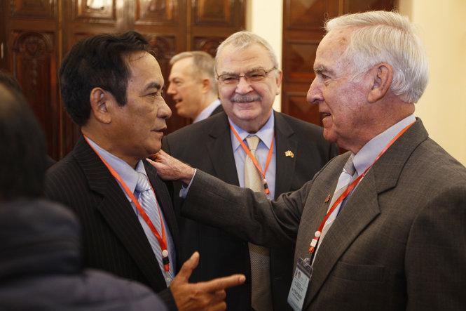 Thúc đẩy mối quan hệ hữu nghị giữa cựu chiến binh và nhân dân hai nước Việt- Mỹ (13/02/2107)