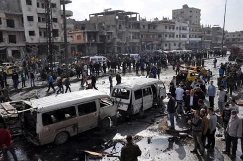 Syria bế tắc khi người dân không tự định đoạt số phận (26/2/2017)