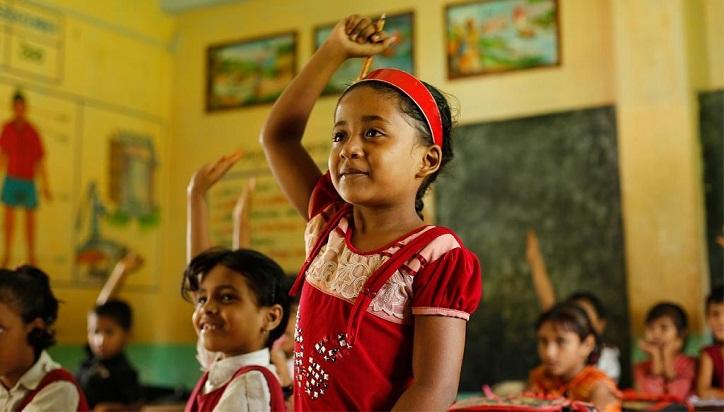 Cơ hội học tập cho những trẻ em ở các khu ổ chuột của Bangladesh (26/2/2017)