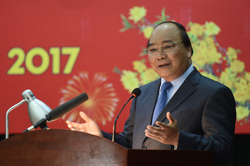 Thủ tướng Nguyễn Xuân Phúc kỳ vọng Kiểm toán Nhà nước là 'thượng phương bảo kiếm' bảo vệ sự liêm chính (Thời sự đêm 2/2/2017)