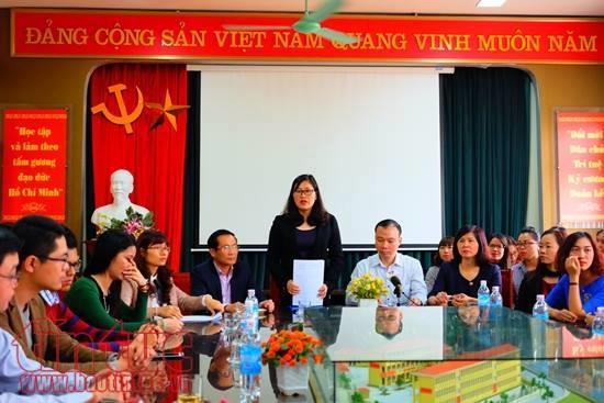 Kỷ luật khai trừ đảng nguyên Hiệu trưởng, Hiệu phó Trường tiểu học Nam Trung Yên (Thời sự trưa 2/3/2017)