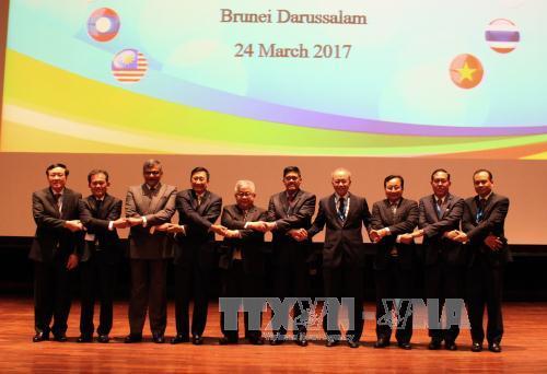 Hội nghị Hội đồng Chánh án các nước ASEAN (CACJ) lần thứ 5 (29/3/2017)