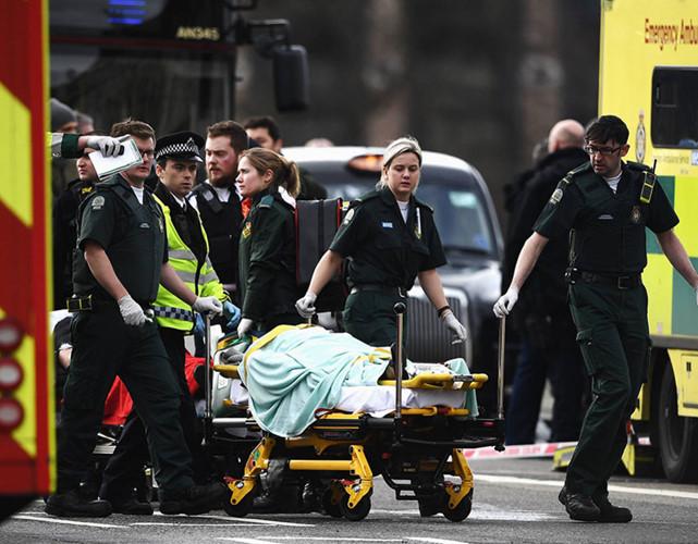Khủng bố tại Anh: Châu Âu lại lo lắng (24/3/2017)