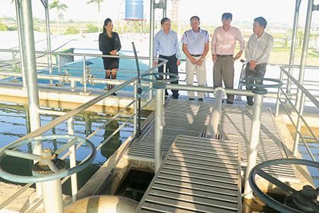 Nước sạch nông thôn ở Thái Bình: Nghịch lý chờ lời giải (17/3/2017)