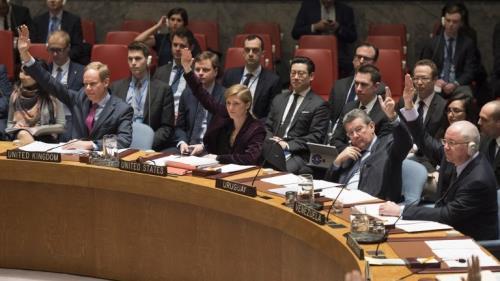Triều Tiên và sự chia rẽ tại Liên Hợp Quốc (20/4/2017)