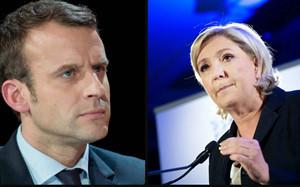 Kết quả vòng 1 cuộc bầu cử Tổng thống Pháp (24/4/2017)