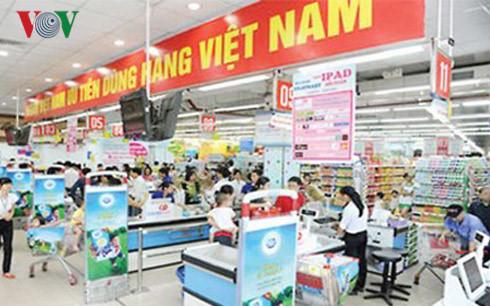 Xây dựng hệ thống phân phối tiêu thụ hàng Việt (20/4/2017)
