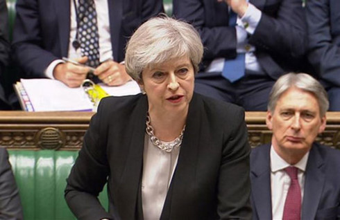 """""""Canh bạc"""" chính trị của Thủ tướng Anh Theresa May khi kêu gọi tổng tuyển cử sớm (20/4/2017)"""